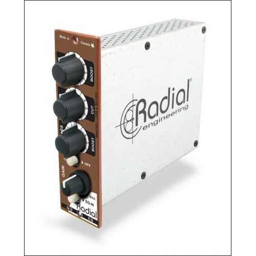 RADIAL Q3 - INDUCTION COIL EQ