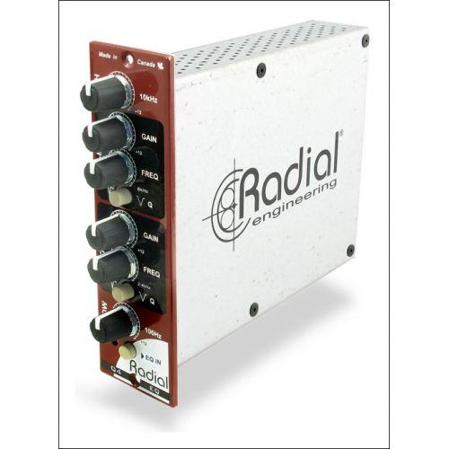 RADIAL Q4 - EQUALIZER