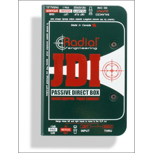 RADIAL JDI PASSIVE-DI