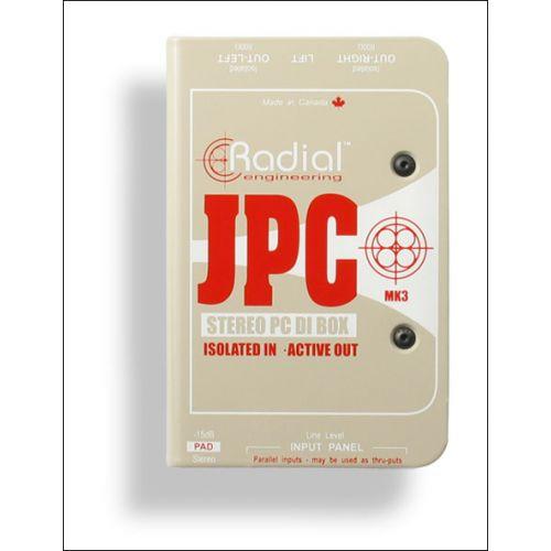 RADIAL JPC COMPUTER DI