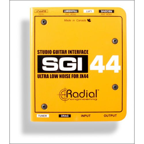 RADIAL SGI44 PEDALBOARD INTERFACE FOR JX44