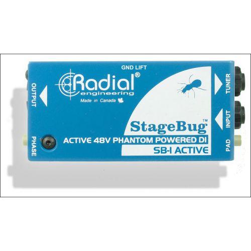 RADIAL STAGEBUG-1 ACOUSTIC
