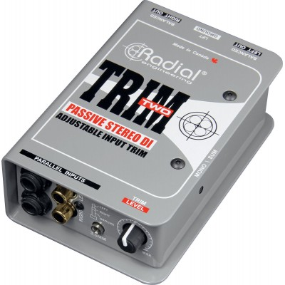 RADIAL TRIM-TWO