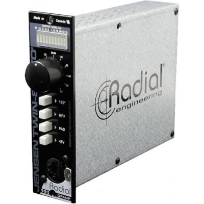 Pré-amplificadores de microfones