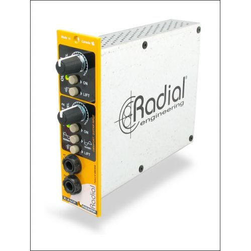 RADIAL XAMP - DUAL OUTPOUT REAMP
