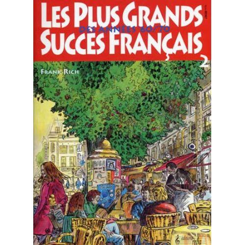 REBA PRODUCTIONS PLUS GRANDS SUCCES FRANCAIS ANNEES 60/70 VOL.2 - PAROLES ET ACCORDS