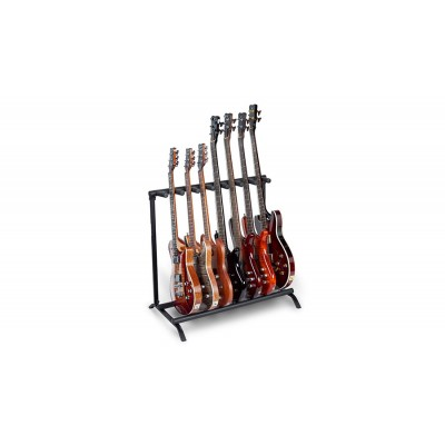 ROCKGEAR RACK FOR 7 ELECTRIC GUITARS/BASSES
