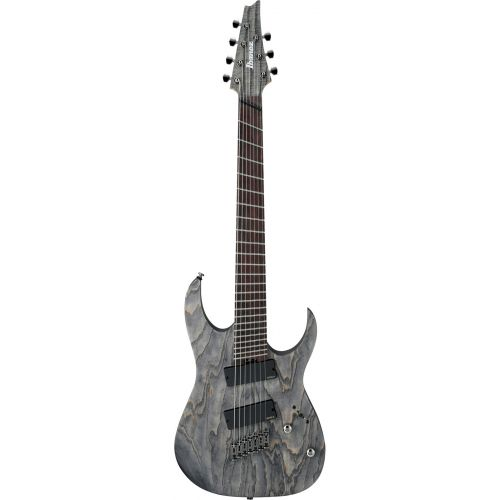 IBANEZ RGIF7 BLACK STAINED