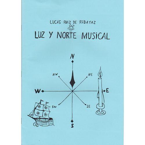 KING'S MUSIC RUIZ DE RIBAYAZ - LUZ Y NORTE MUSICAL - HARPE