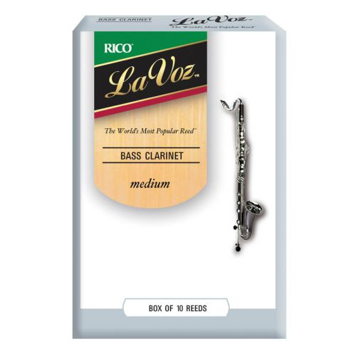 D'ADDARIO - RICO LAVOZ MEDIUM FR BASS KLARINETTE