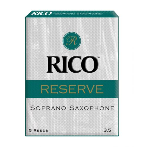 D'ADDARIO - RICO ANCHES SAXOPHONE SOPRANO RESERVE FORCE 3,5