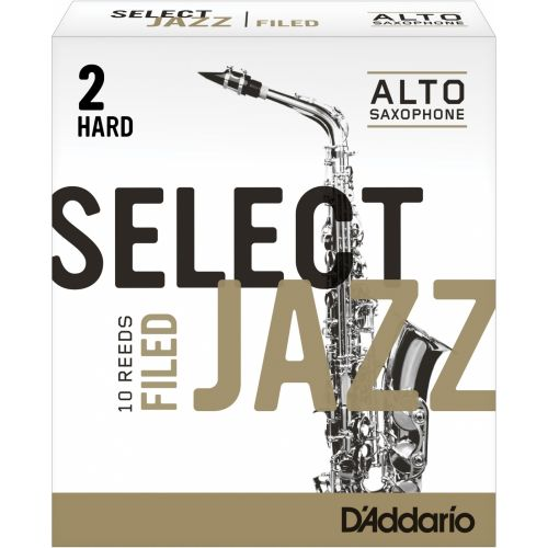 D'ADDARIO - RICO SELECT JAZZ FILED ALTO 2H