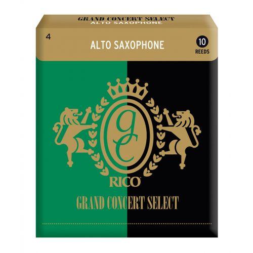 D'ADDARIO - RICO GRAND CONCERT SELECT 4 - SAXOPHONE ALTO