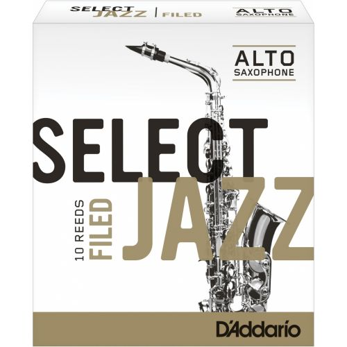 D'ADDARIO - RICO SELECT JAZZ FILED ALTO 2S
