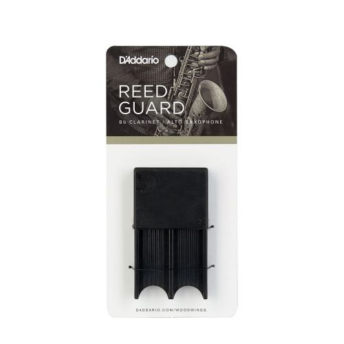 D'ADDARIO - RICO CLARINET REED GUARD - BLACK