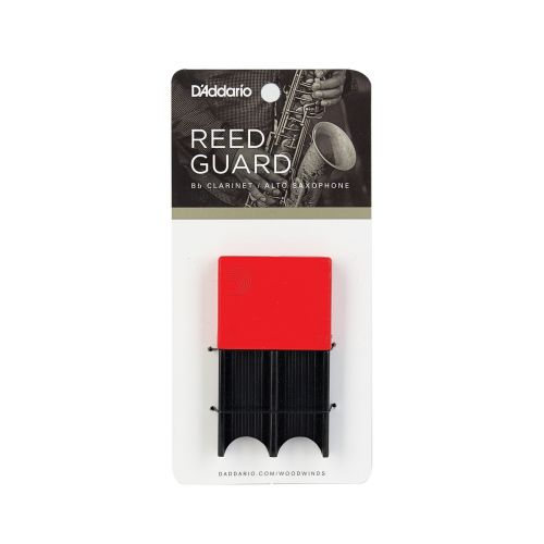 D'ADDARIO - RICO SAX REED GUARD - RED