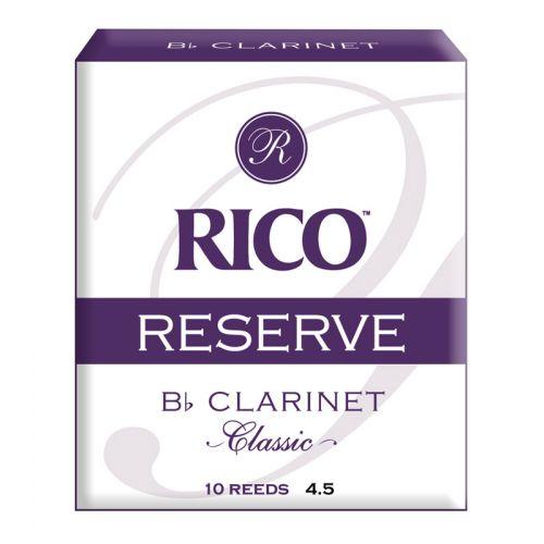 D'ADDARIO - RICO RESERVE CLASSIC 4.5 BLTTER FR BB KLARINETTE NOUVEAUTE 2010