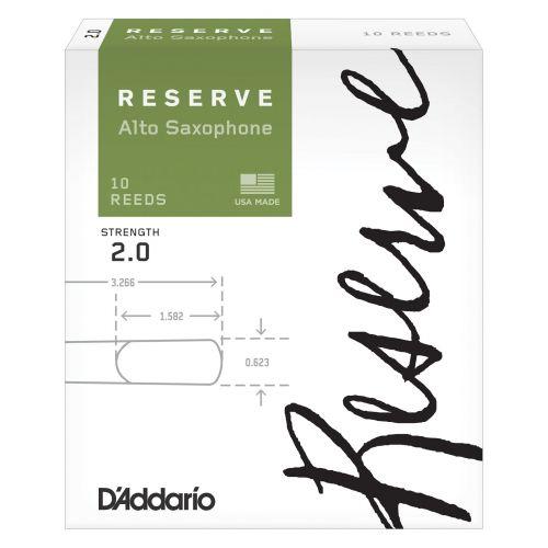 D'ADDARIO - RICO RESERVE ALTO 2.0