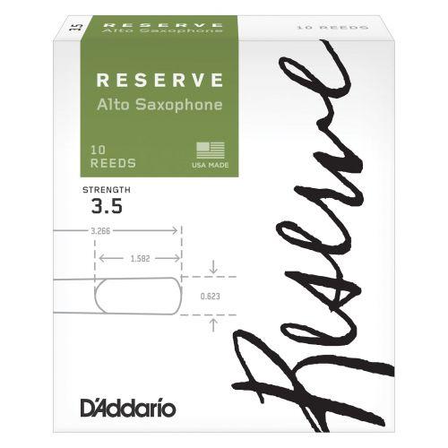 D'ADDARIO - RICO RESERVE ALTO 3.5