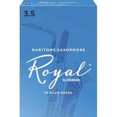 D'ADDARIO - RICO ANCHES DE SAXOPHONE BARYTON RICO ROYAL 3.5