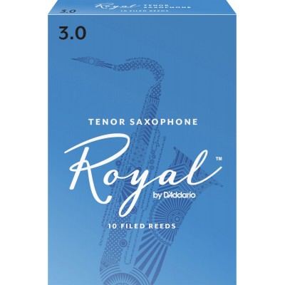 D'ADDARIO - RICO RICO ROYAL TENOR SAX REED 3