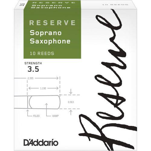 D'ADDARIO - RICO RESERVE SOPRANO 3.5
