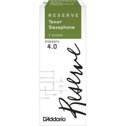 D'ADDARIO - RICO RESERVE TENOR 4.0