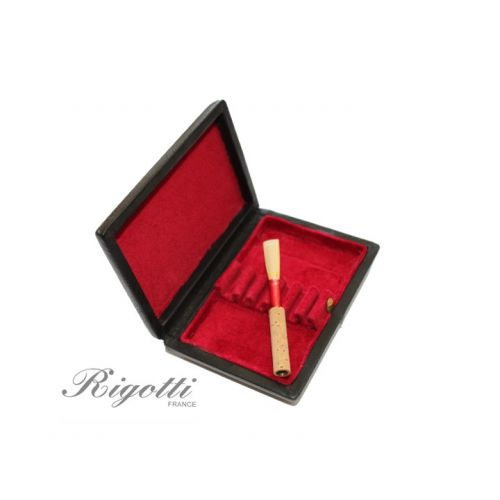 RIGOTTI CASES FOR DOUBLE REEDS 6 REEDS