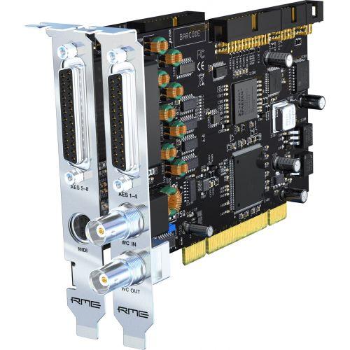 RME RME CARTE HDSPAES32 PCIE HDSP