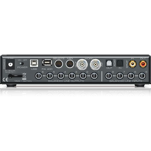 RME FIREFACE UCX USB/FIREWIRE