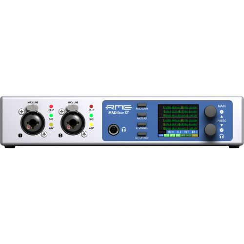 RME RME MADIFACE XT, INTERFACEAUDIO USB3 394 CANAUX 192KHZ, DSP
