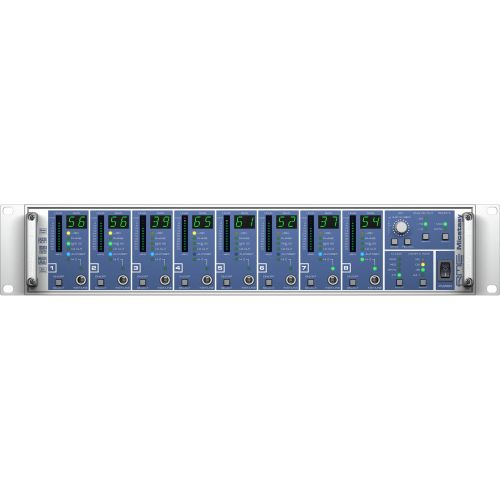RME MICSTASY 8-CHANNEL MIC/LINE PREAMP
