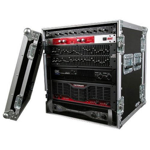 ROADREADY RR12UAD CASE FOR AMPLIFIER