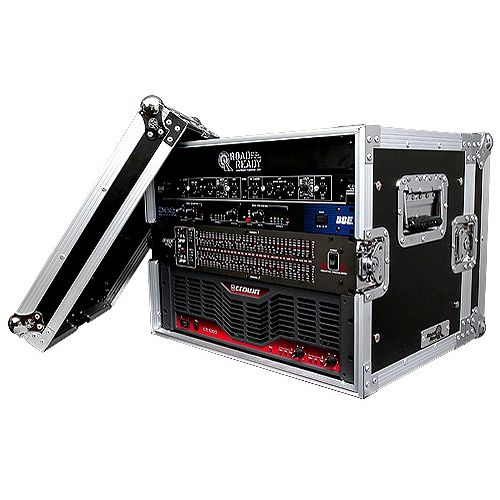 ROADREADY RR8UED CASE 8U FOR EFFECTS