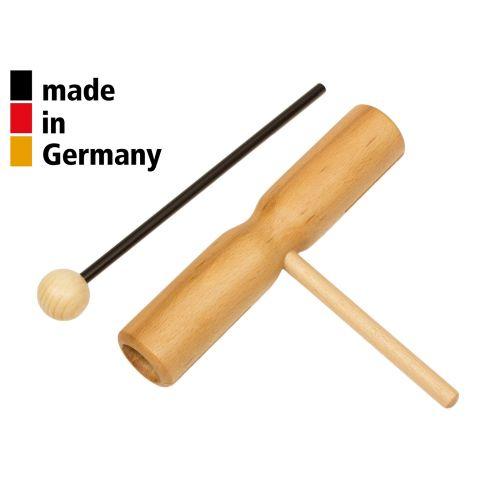 ROHEMA TONE BLOCK BEECH 2 TONE WITH HANDLE + BEATER - 3+