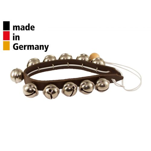 ROHEMA LEATHER STRAP WITH 11 BELLS - 3+