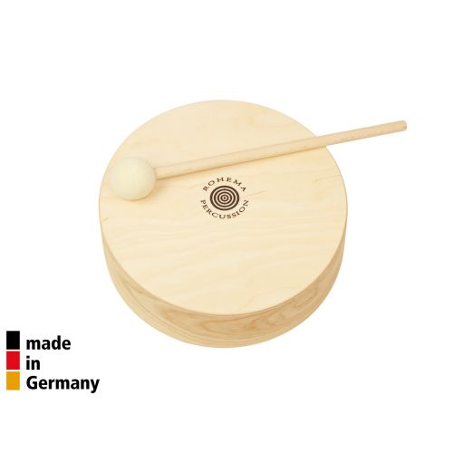 ROHEMA 18CM WOODEN TOM + 1 BEATER - 3+