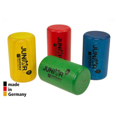ROHEMA 4 COLORED SHAKERS SET - 1+