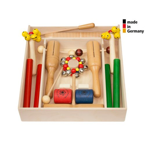 ROHEMA KIDS PERCUSSION SET - 12 INSTRUMENTS - 3+