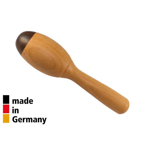 ROHEMA MARACAS BEECH / ROSEWOOD 18CM - LOW PITCH - 1+