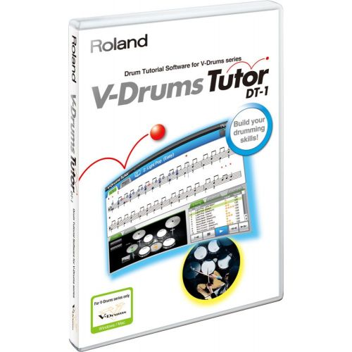 ROLAND DT-1 DRUM TUTOR SOFTWARE