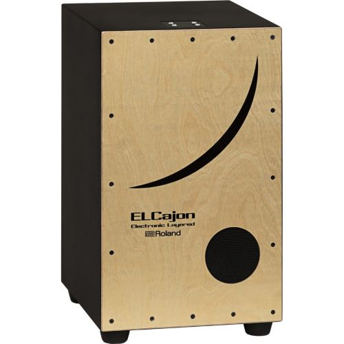 ROLAND EC-10 ELECTRO ACOUSTIC CAJON