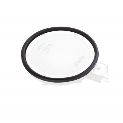 ROLAND G2117502R0 HOOP COVER RUBBER - 8