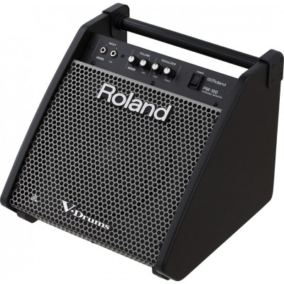 ROLAND PM-100 ELECTRONIC DRUM AMPLIFIER - 80W