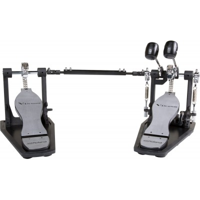 ROLAND RDH-102 DOUBLE BASS DRUM PEDAL WITH NOISE EATER TECHNOLOGY