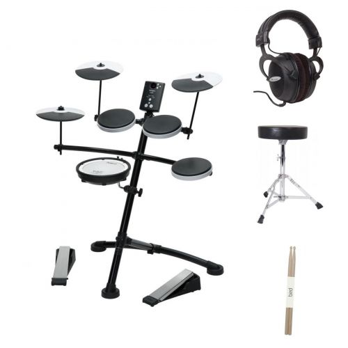 ROLAND TD-1KV - V-DRUM (PDX-8) SET BUNDLE FULL PACK