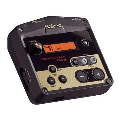ROLAND TM-2 - TRIGGER MODULE MIDI PERCUSSION