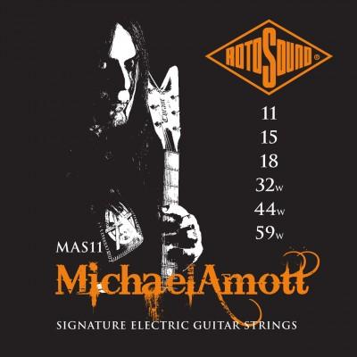 ROTOSOUND ROTO MAS11 MICHAEL AMOTT SIGNATURE SET 1159