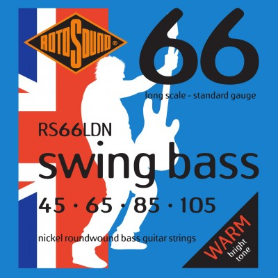 ROTOSOUND SWING BASS 66 RS66LDN NICKEL 45105