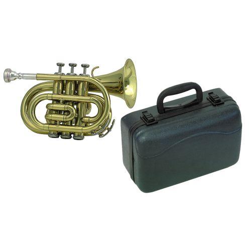 Trompetas de bolsillo
